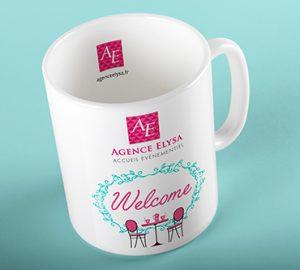 Mug Agence Elysa